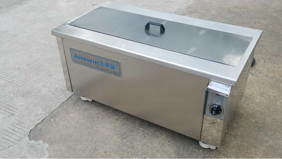 金属零部件单槽多功能清洗机设备JTA-1012介绍说明