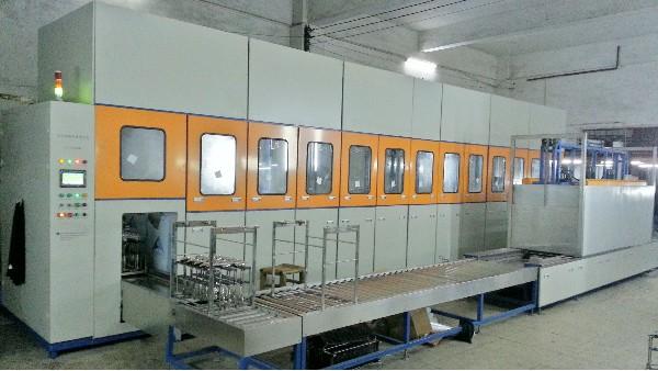 金泰瀛陶瓷工件全自动清洗机JTA-7060TM设备介绍说明书