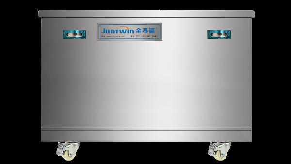 蓝鲸陶瓷定制 陶瓷工件超声波清洗机设备案例