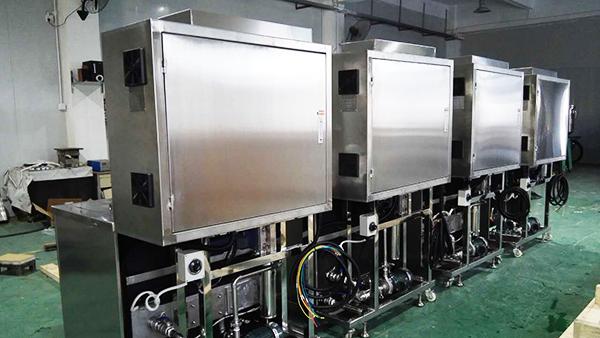 金泰瀛真空碳氢清洗机有什么优点?