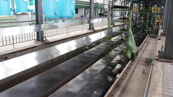 金泰瀛酸洗线的主要设备和工艺流程