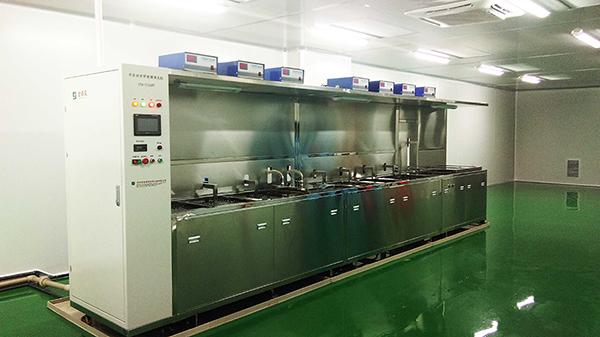 光学镜片清洗设备