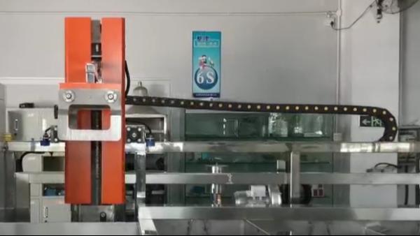 金泰瀛全自动超声波清洗机中使用全自动机械臂是怎样的?