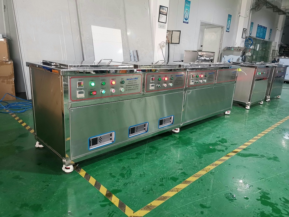 四槽式医疗器械半自动超声波清洗机JTA-4072T