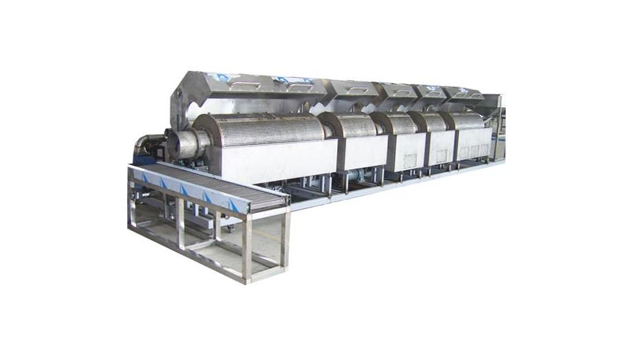 武汉欣立包装定制 铝盖全自动超声波清洗机设备案例