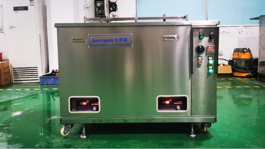 珠海睿影科技定制 清洗pcb板单槽超声波清洗机设备案例